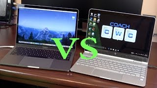 Download HP Spectre x360 Kaby Lake i7 vs MacBook Pro 13 Space Grey 2016 Video