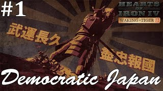 Download Let's Play Democratic Japan, Hearts of Iron IV: Waking the Tiger Video