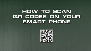 Download Scan QR codes on Smartphones, Android, Apple Iphone 5, Blackberries, HTC, ipads. Video