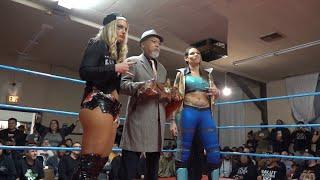 Download #JustWrestling Toni Storm vs. Mercedes Martinez Video