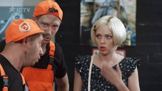 Download Приколы про девушек в автосервисе: тупая блондинка на СТО - НА ТРОИХ лучшее ДИЗЕЛЬ ШОУ   ЮМОР ICTV Video