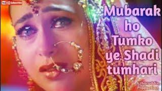 Download Mubarak ho tumko ye sadi dj remix song   video edt by parwez alam Video