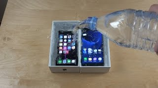 Download iPhone 7 vs. Samsung Galaxy S7 Water Freeze Test 10 Hours! What Will Happen?! Video