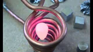Download melt metal with magnets Video