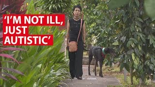 Download 'I'm Not Ill, Just Autistic'   On The Red Dot   CNA Insider Video