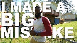 Download I MADE A BIG MISTAKE | Wholesaling Real Estate | VLOG 16 Video