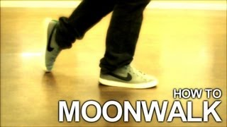 Download Learn the MOONWALK in a few easy steps! Video