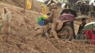 Download Insane Mud Race - Spain Motocross GP MX2 2008 Video
