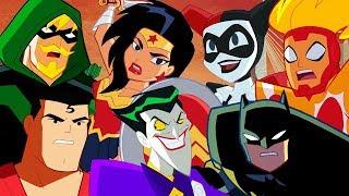 Download 🔴Justice League Action em Português 🇧🇷  DC Kids Video