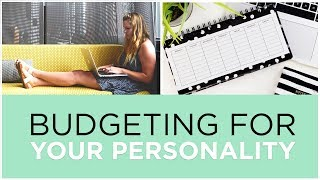 Download 3 Budget Strategies For Different Personality Types Video