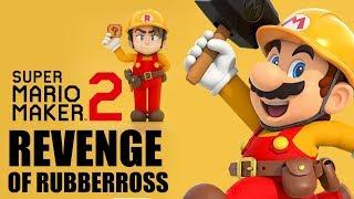 Download Mario Maker 2 : Revenge of RubberRoss Video