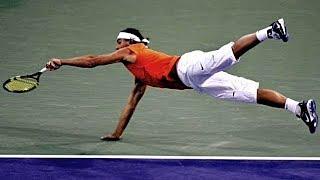 Download Rafael Nadal - Top 10 Inconceivable Gets [HD] Video