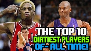 Download The 10 DIRTIEST PLAYERS In NBA History! Video