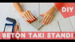 Download DIY: TAKI STANDI YAPIMI Video