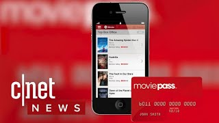 Download How the crazy $10-a-month MoviePass deal works (CNET News) Video