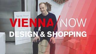 Download Design & Shopping in Vienna | VIENNA/NOW Video
