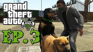 Download GTA V #3 | CHOP O CÃO FODILHÃO | MICHAEL O PUGILISTA (GTA 5/1080 HD/PT) Video
