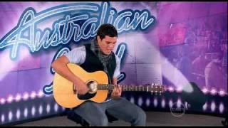 Download Stan Walker audition Video