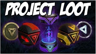 Download NEW PROJECT LOOT UNBOXING - Orbs and Capsules | League of Legends Video
