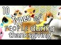 Download LPS - 10 Types of People During THANKSGIVING! Video