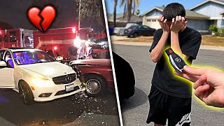 Download What really happened to the car FaZe Rug surprised him with... Video