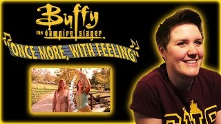 Download Natalie's re-reaction to Once More, with Feeling (Buffy the Vampire Slayer) Video
