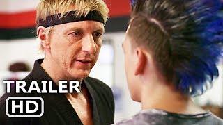 Download COBRA KAI Season 2 ″Johnny yells at Hawk″ Clip Trailer (2019) Karate Kid Series HD Video