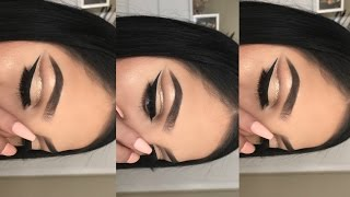 Download HOW TO DO A GLITTER CUT CREASE Video
