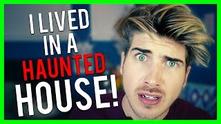 Download I LIVED IN A HAUNTED HOUSE! | STORYTIME Video