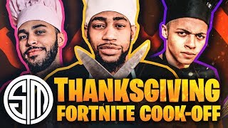 Download TSM Fortnite Cook-Off | Thanksgiving Edition 🦃 Video