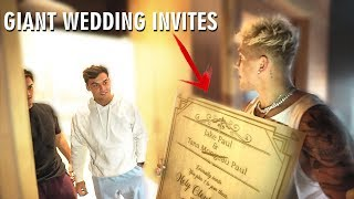Download You won't believe who is COMING to our WEDDING.. Video