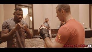 Download UFC Heavyweight Francis ″The Predator″ Ngannou working on his Jiu-Jitsu Video