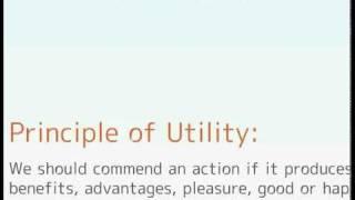 Download Bentham's Utilitarianism Video
