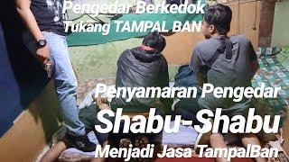 Download PENYAMARAN JASA ″TAMPAL BAN″ EDARKAN NARKOTIKA Jenis SHABU-SHABU TeamJanganGurah Video