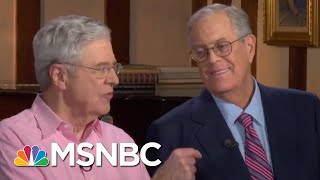 Download Did President Donald Trump Make A Mistake By Slamming The Koch Brothers? | Velshi & Ruhle | MSNBC Video