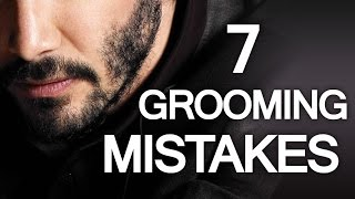 Download 7 Grooming Mistakes Men Make - Man's Guide To Better Facial Hair Care - Facial Hair Tips For Man Video