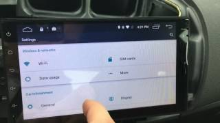 Download Ownice C500 steering control configuration Video