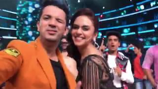 Download fun at the set of DID mudassar khan Video