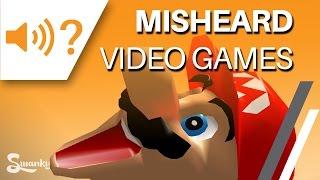 Download Misheard Video Games | SwankyBox Video