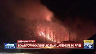 Download Gatlinburg Wildfire Coverage: 11/28/16 (9pm-12am) on WATE-TV Video