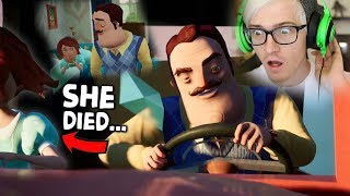 Download THE MOTHERS DEATH CUTSCENE... Hello Neighbor Hide and Seek Secrets Video
