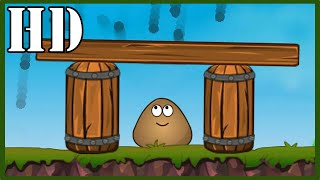 Download Play Funny Cover Pou Game NOW Video