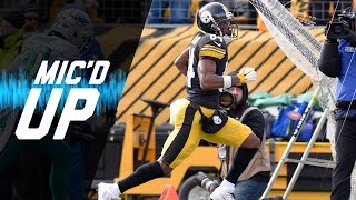 Download Dolphins vs. Steelers Mic'd Up Wild Card Highlights | NFL Films | Inside the NFL Video