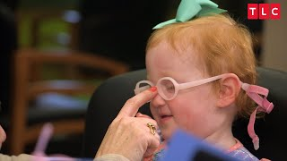 Download Which New Glasses Do You Think Hazel Should Choose?   OutDaughtered Video
