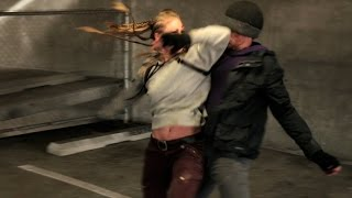 Download STREET FIGHT WITH A BASEBALL BAT Video