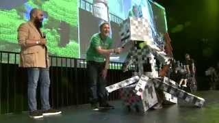 Download MINECON 2015 Costume Competition Video