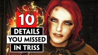 Witcher 3: TRISS MERIGOLD Alternative Look - Free DLC