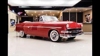 Download 1954 Ford Sunliner For Sale Video