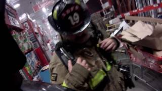 Download Home Depot Fire Video