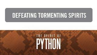 Download ″Spirit of Python: Defeating Tormenting Spirits″ with Jentezen Franklin Video